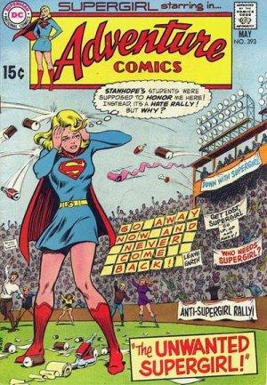 Adventure Comics # 393