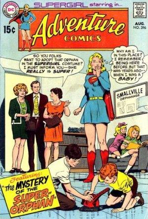 Adventure Comics # 396