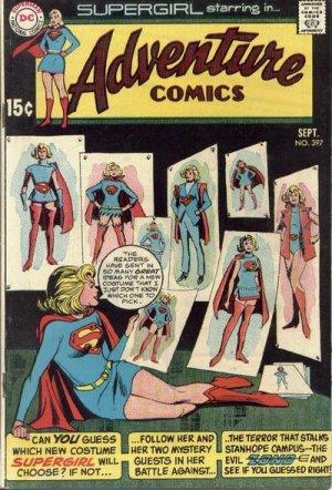Adventure Comics # 397