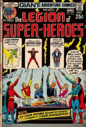 Adventure Comics # 403