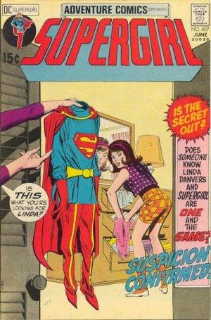 Adventure Comics # 407