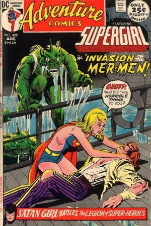 Adventure Comics # 409