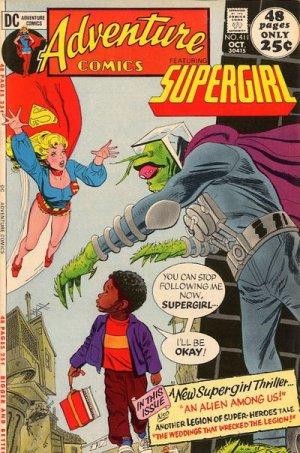 Adventure Comics # 411
