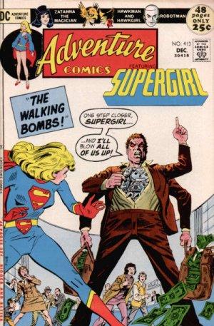 Adventure Comics # 413