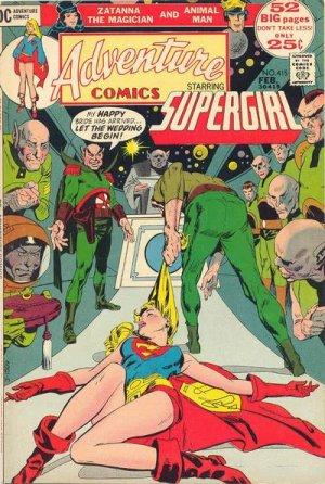 Adventure Comics # 415 Issues V1 (1938 à 1983)