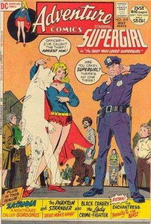 Adventure Comics # 419