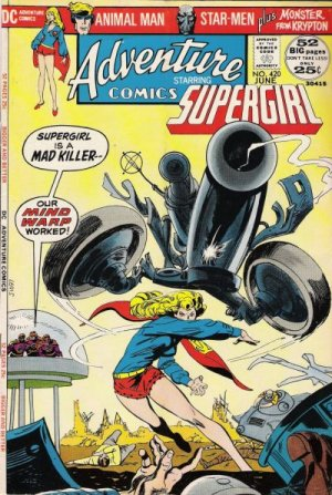 Adventure Comics # 420