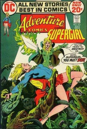 Adventure Comics # 421