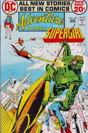 Adventure Comics # 422