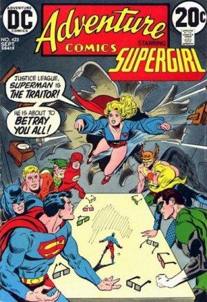 Adventure Comics # 423