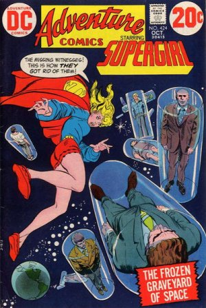 Adventure Comics # 424