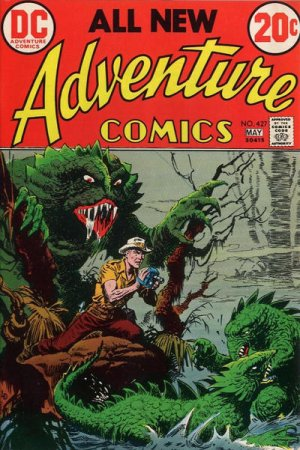 Adventure Comics # 427