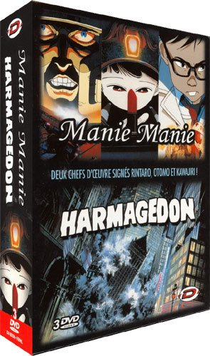 Manie Manie édition PRESTIGE  -  VO/VF