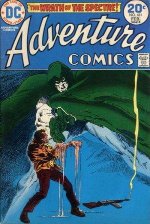 Adventure Comics # 431