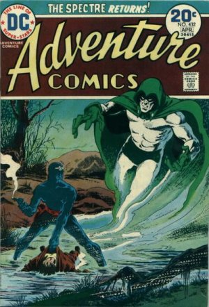 Adventure Comics # 432