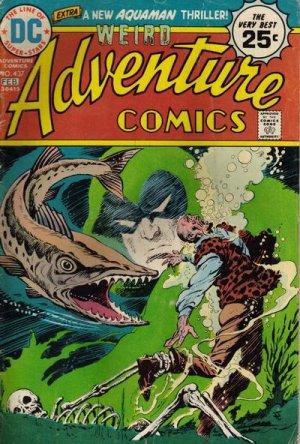 Adventure Comics # 437 Issues V1 (1938 à 1983)