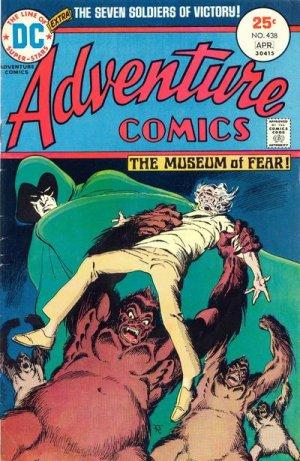 Adventure Comics # 438
