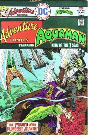 Adventure Comics # 441 Issues V1 (1938 à 1983)