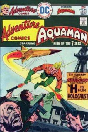 Adventure Comics # 442 Issues V1 (1938 à 1983)