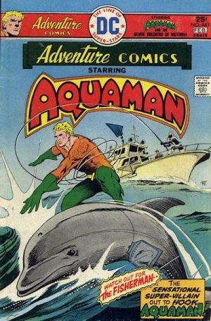 Adventure Comics # 443 Issues V1 (1938 à 1983)