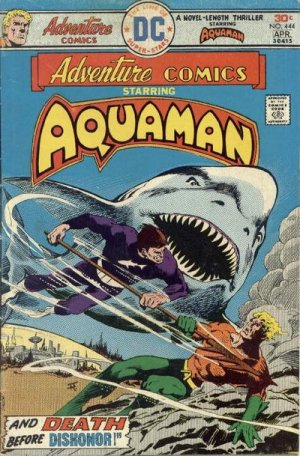 Adventure Comics # 444 Issues V1 (1938 à 1983)