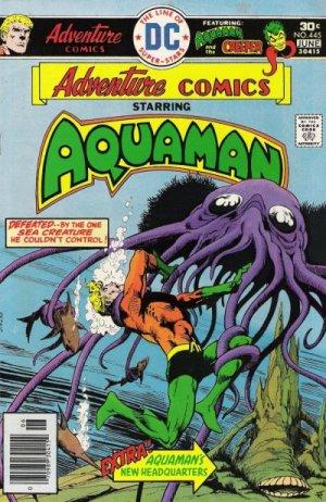 Adventure Comics # 445 Issues V1 (1938 à 1983)