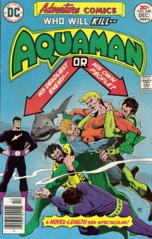 Adventure Comics # 448 Issues V1 (1938 à 1983)