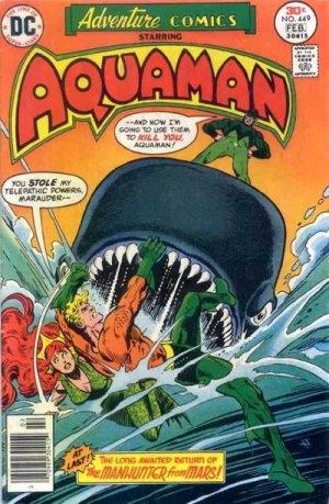 Adventure Comics # 449 Issues V1 (1938 à 1983)