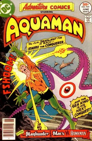 Adventure Comics # 451 Issues V1 (1938 à 1983)