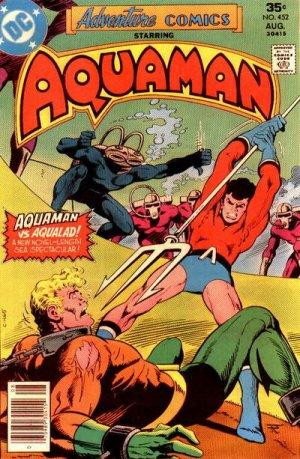 Adventure Comics # 452 Issues V1 (1938 à 1983)