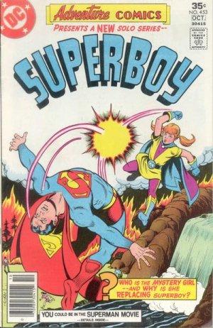 Adventure Comics # 453 Issues V1 (1938 à 1983)