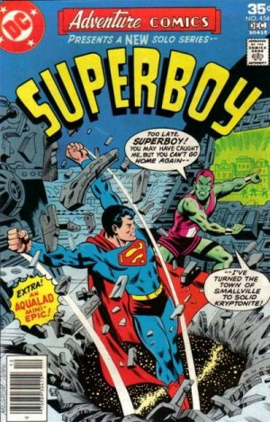 Adventure Comics # 454 Issues V1 (1938 à 1983)