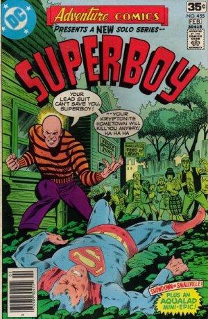 Adventure Comics # 455 Issues V1 (1938 à 1983)