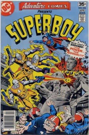 Adventure Comics # 456