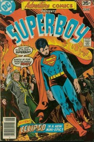 Adventure Comics # 457