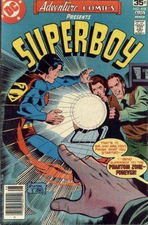 Adventure Comics # 458