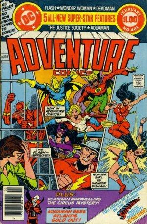 Adventure Comics # 461