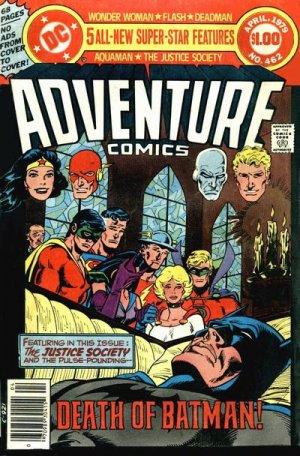 Adventure Comics # 462