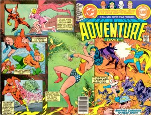 Adventure Comics # 463 Issues V1 (1938 à 1983)