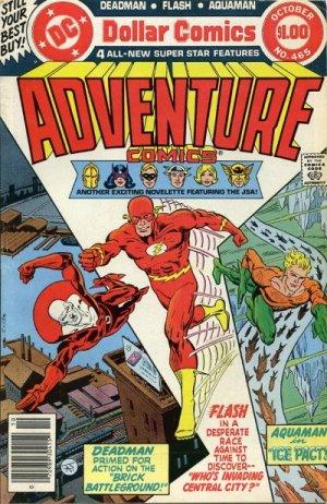 Adventure Comics # 465