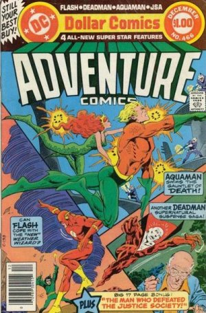 Adventure Comics # 466 Issues V1 (1938 à 1983)