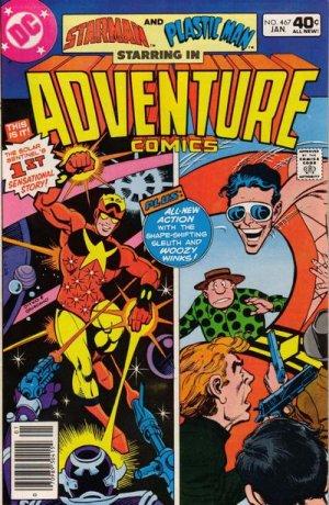 Adventure Comics # 467