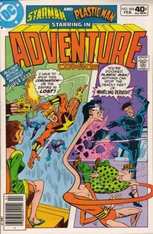 Adventure Comics # 468