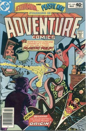 Adventure Comics # 469