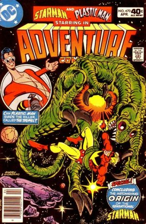 Adventure Comics # 470
