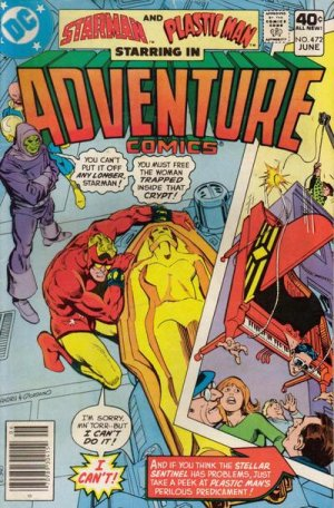 Adventure Comics # 472