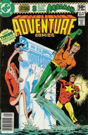 Adventure Comics # 475