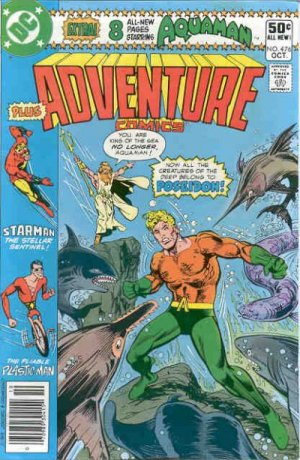 Adventure Comics # 476