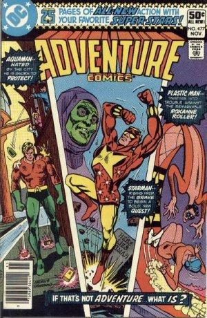 Adventure Comics # 477