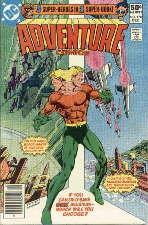 Adventure Comics # 478